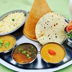 ミールス?ドーサって何?ヘルシーなのに美味しい!群馬カレー部がおおくりする南インド料理な夜『ケララの空っ風』